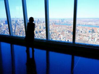 New York Vaccineert Toeristen - One World Trade in New York