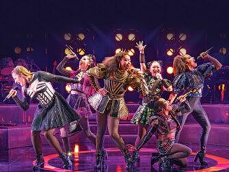 SIX op Broadway Tickets - Cast