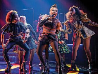 SIX op Broadway Tickets - Zingen