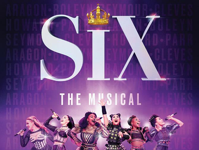 SIX op Broadway Tickets