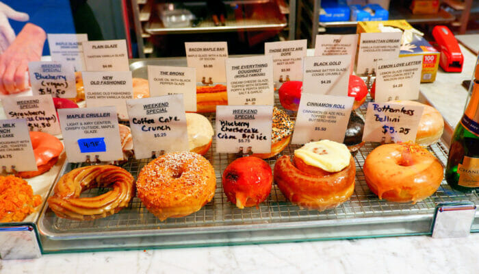 Beste Donuts in New York - The Doughnut Project
