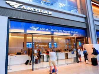Amtrak in New York - Tickets