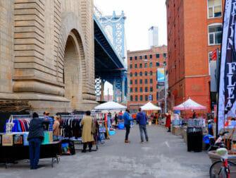 Dumbo Flea Market - Brooklyn
