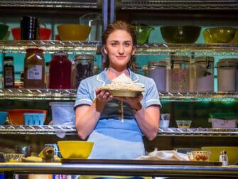 Sara Bareilles Waitress op Broadway Tickets - Sara Bareilles