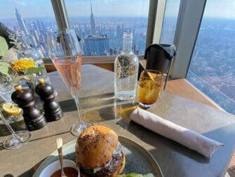 Beste Hamburgers in New York - Peak
