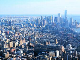 Beste Hamburgers in New York - Uitzicht van Peak