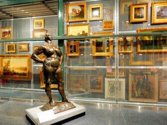 Brooklyn Museum in New York - De Opslag