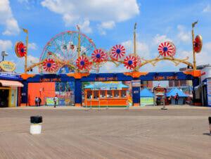 Luna Park in Coney Island Tickets