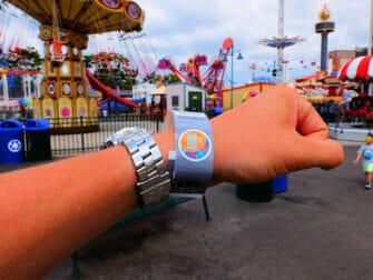 Luna Park in Coney Island Tickets - Toegang
