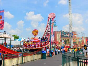 Luna Park in Coney Island Tickets - attractie