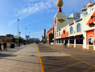 Dagtrip Atlantic City vanuit New York - Boulevard