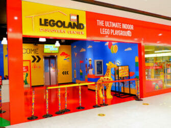 American Dream Mall bij New York - LEGOLAND Discovery Center