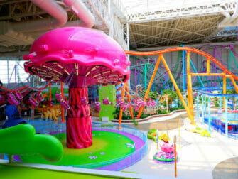 American Dream Mall bij New York - Nickelodeon