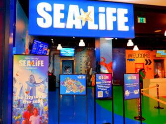 American Dream Mall bij New York - SEA LIFE Aquarium