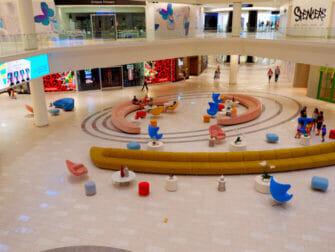 American Dream Mall bij New York - Winkels