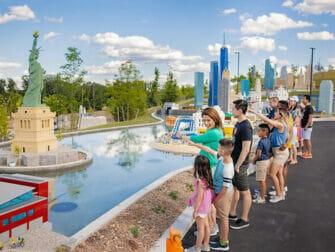 LEGOLAND New York Resort Tickets LEGO - Miniland