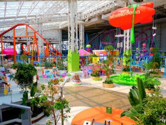 Nickelodeon Universe Amusement Park near New York Tickets Attractions