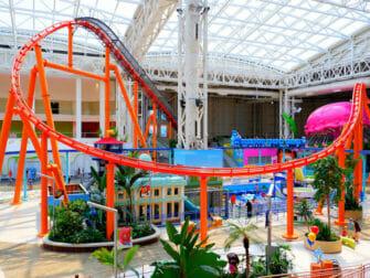 Nickelodeon Universe Amusement Park near New York Tickets Inside the Theme Park