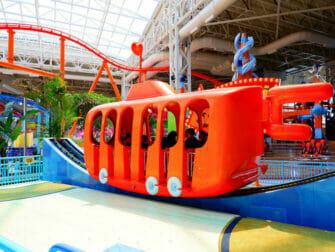 Nickelodeon Universe Amusement Park near New York Tickets Ride